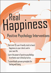Image of Real Happiness: Positive Psychology Interventions