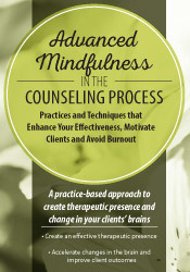 Image ofAdvanced Mindfulness in the Counseling Process