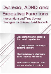 Image of Dyslexia, ADHD and Executive Functions: Interventions to Improve Liter