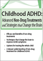 Image of Childhood ADHD: Advanced Non-Drug Treatments & Strategies that Change