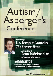 Image of Autism/Asperger's Conference With Keynote Speaker, Temple Grandin