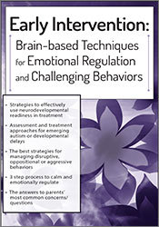 Image ofEarly Intervention: Brain-based Techniques for Emotional Regulation &