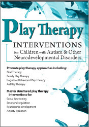 Image ofPlay Therapy Interventions for Children with Autism & Other Neurodevel