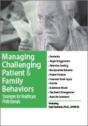 Image of Managing Challenging Patient & Family Behaviors: Strategies for Health