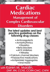 Image ofCardiac Medications: Management of Complex Cardiovascular Disorders