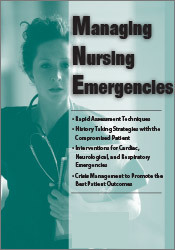 Image of Managing Nursing Emergencies