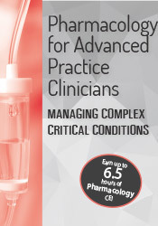 Image ofPharmacology for Advanced Practice Clinicians: Managing Complex Critic