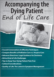 Image of Accompanying the Dying Patient: End of Life Care