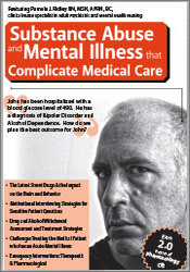 Image of Substance Abuse and Mental Illness that Complicate Medical Care
