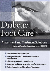 Image of Diabetic Foot Care: Assessment and Treatment Solutions