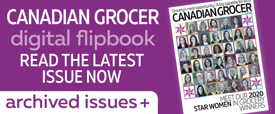 Read the June/July issue of Canadian Grocer