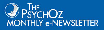 The PsychOz Monthly e-Newsletter