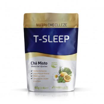 NUTRIEMBELLEZE T-SLEEP CHÁ MISTO 80G