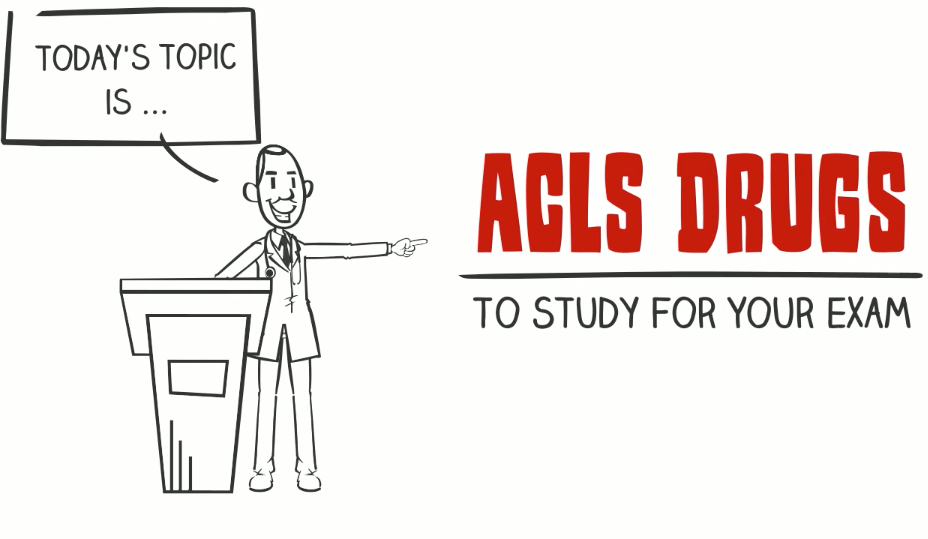ACLS Drugs Video Review | eMedCert