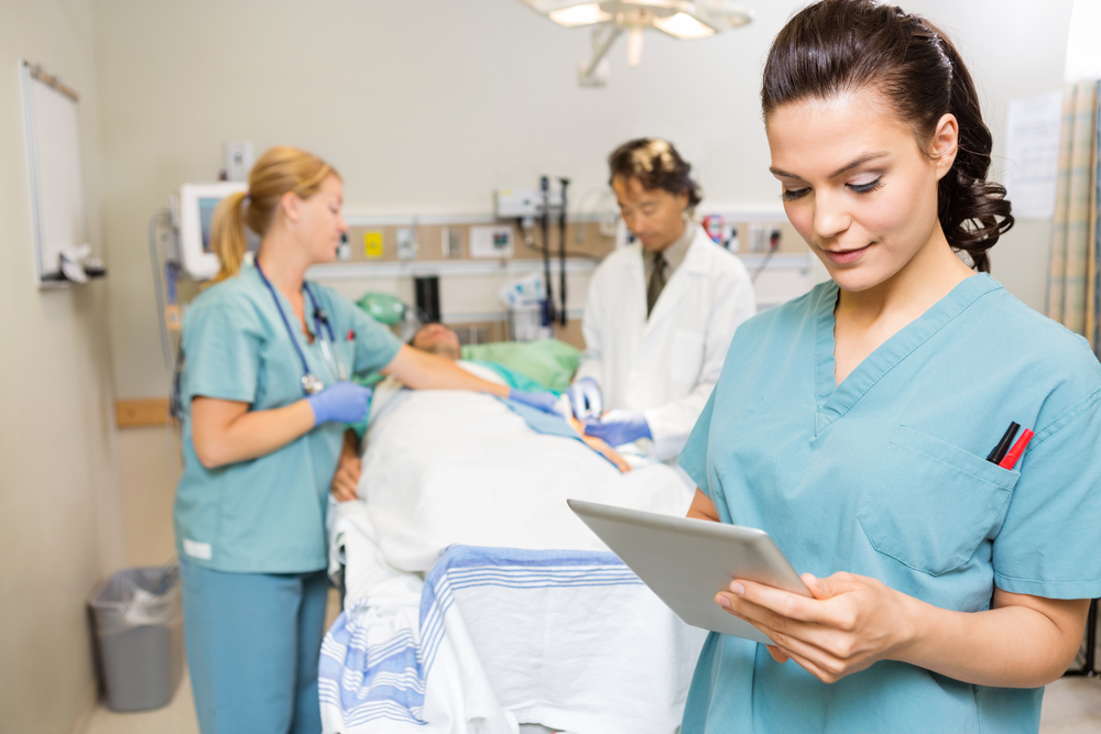 7 key responsibilities of an emergency room nurse