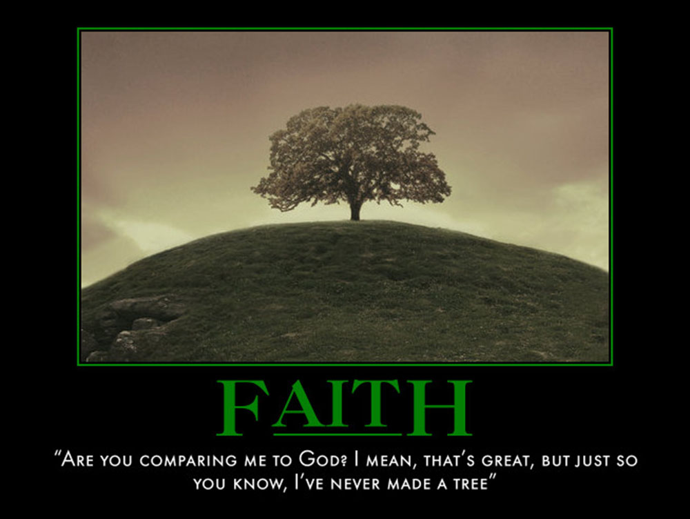 House Quote Motivational Poster Faith | eMedCert