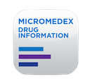MicromedEX App Icon, Best Free Apps for HCP's | eMedCert