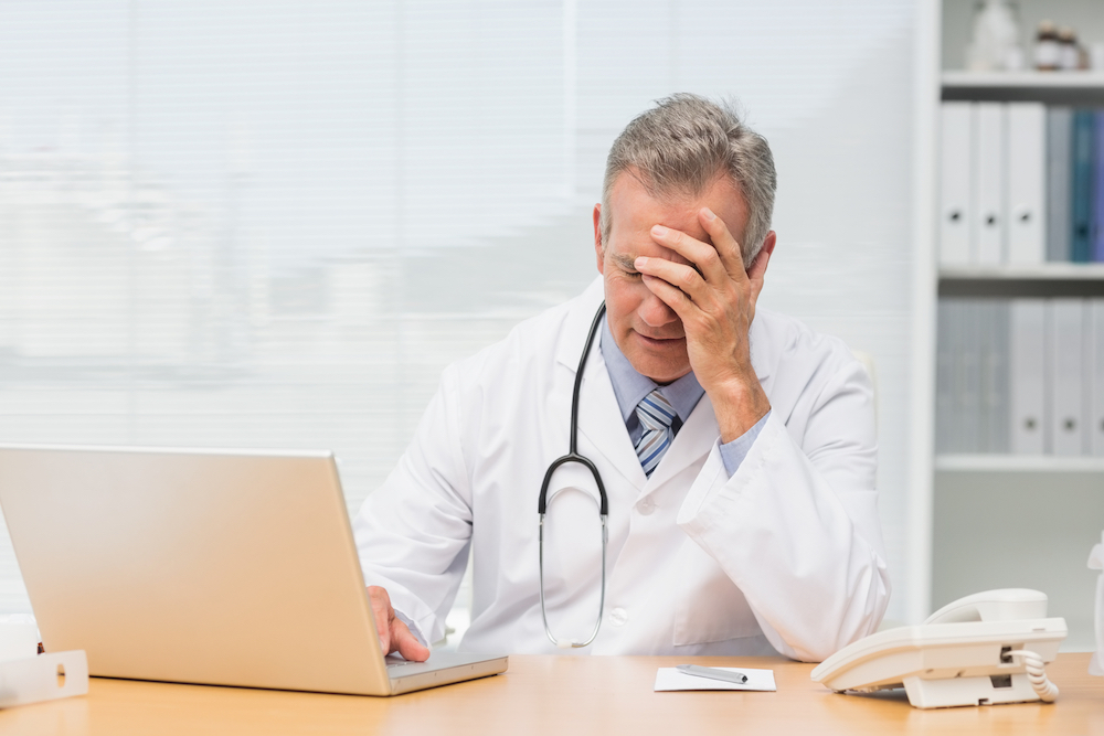 How Physicians Can Deal With Negative Reviews