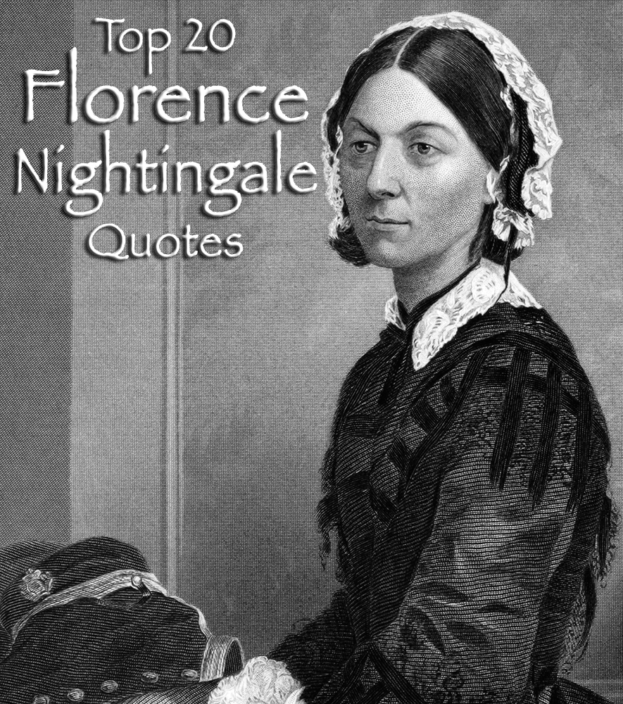 20 Favorite Florence Nightingale Quotes | eMedCert