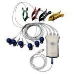 Electrocardiografo Cardio View CV200 básico para computadora USB Cat CSW-20001 Cardio SW