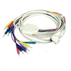 Cable de 10 puntas para ECG de 12 derivaciones Cat COM-ECGCABLE Comen