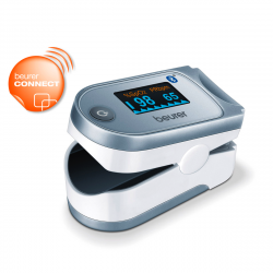 Oximetro de pulso Bluetooth Cat BEU-IPO61 Beurer