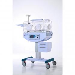 Incubadora para recien nacido Mod. SAPS Isoterm 2K altura variable con botonera Cat. ARI-SAPS_IS13-AVB  Arroba Ing