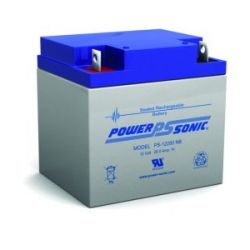 Batería recargable Plomo Acido 12V/28 Amperes Cat PSN-PS12280 Power Sonic