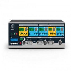 Unidad electroquirúrgica SURTRON 400HP corte y coagulación monopolar y bipolar de alta potencia Cat LED-10400.902 LED
