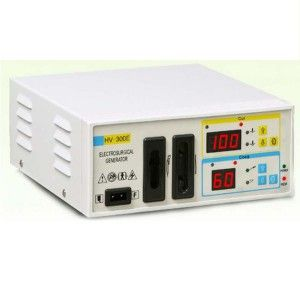 Equipo de electrocirugia de 100 W. corte puro Cat AAN-HV300E Ahanvos