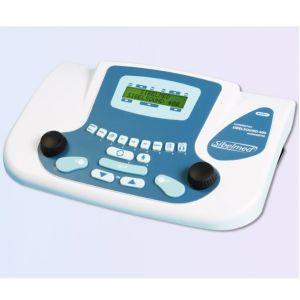 Audiómetro Sibelsound 400 AOM, aérea, osea y enmascaramiento Cat SIB-01378 Sibelmed