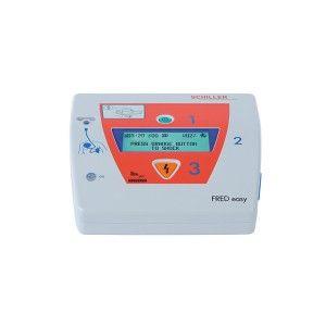 Desfibrilador Fred Easy trazo de ECG semiautomático manual Cat SCH-FREDEASYSM Schiller