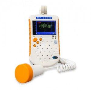 Doppler fetal de bolsillo con pantalla de 2 MHz Cat BET-BF500C Bestman