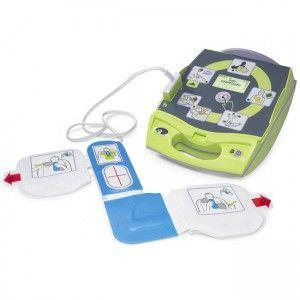 Desfibrilador externo automático modelo AED plus Cat ZOL-AEDPlus Zoll