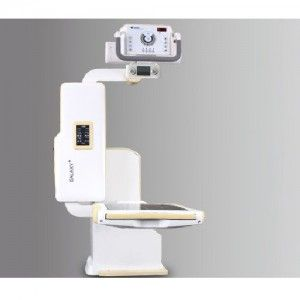 Equipo de rayos x digital 500 Ma 125 Kvp 40 Kw Cat MEI-GALAXY-40P Medien