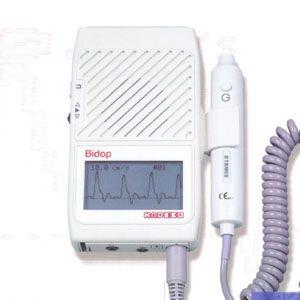 Detector vascular con trazo de frecuencia cardiaca Cat HAD-ES100V3-V Hadeco