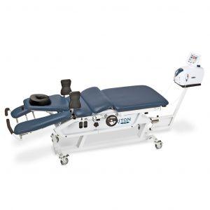 Sistema de tracción cervical y lumbar con EMGs Cat DGC-4767 Chattanooga