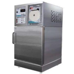 Congelador vertical de 5 pies para biológicos y plasma de acero inoxidable 1 puerta sólida Cat. REF-CVASDV-5 RefriMed