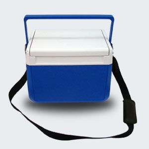 Termo hielera de 9 litros para transporte de vacunas Cat AIR-TTV-01 AIRHO