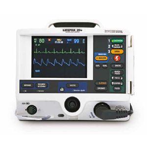 Desfibrilador monitor LIFEPAK 20e con marcapasos (No incluye palas estándar) Cat. PHC-70507-000147 Physio-Control