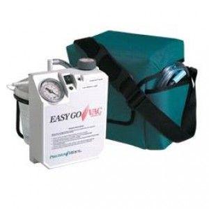 Aspirador portátil de pila recargable Easy Go-Vac Cat PMD-65 Precision Medical