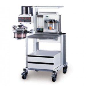 Equipo para anestesia Mod. Multiplus con Ventilador -5, 1 Vaporizador y mueble de lujo Cat RMD-MULTI-2V Royal Medical