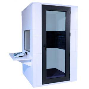 Cabina Audiométrica (Sonoamortiguada) S-Premium Cat SIB-9041 Sibelmed