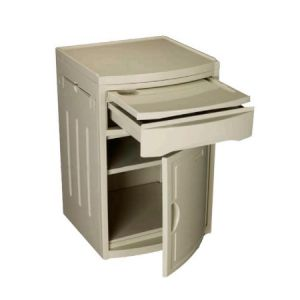 Gabinete de cabecera en material ABS, color arena Cat AOL-ALK06-AG01 Aolike
