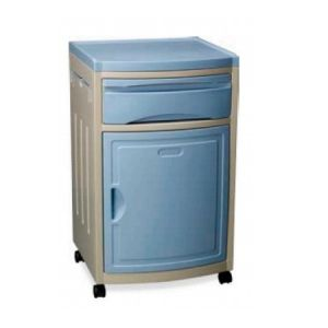 Gabinete de cabecera en materia ABS, color azul/arena Cat AOL-ALK06-AG03 Aolike
