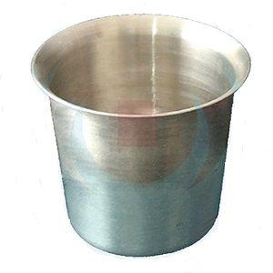 Vaso de 30 ml, sin graduacion Cat ARV-AINOX-035 Arveol
