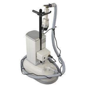 Aspirador de polvo móvil para sierra Stryker Cat MPC-BD080 Mopec