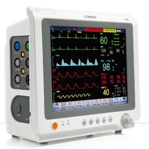 Monitor Multiparámetros para pacientes con impresora Cat COM-C50P Comen