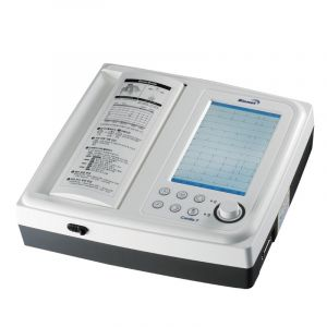 Electrocardiógrafo de 12 canales con DICOM Cat BIN-CARDIO7D Bionet