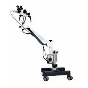 Colposcopio binocular con brazo pantográfico Cat ECL-C100FL Ecleris